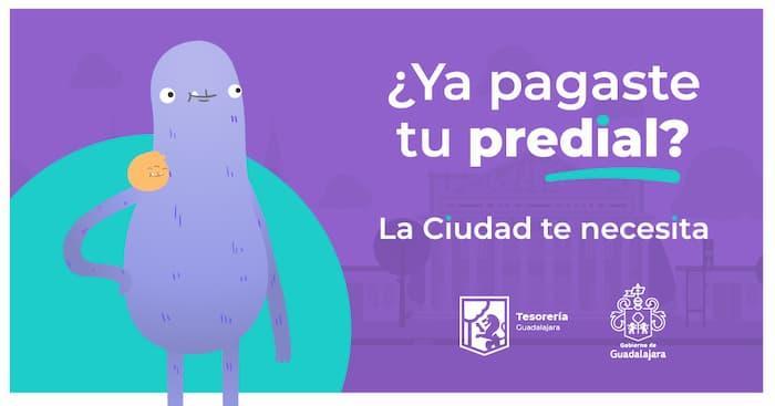 Paga tu predial Guadalajara