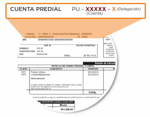 Haz el pago de tu predial en Puebla