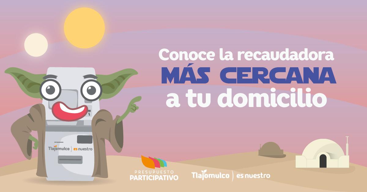 Conoce los kioskos electronicos de Tlajomulco