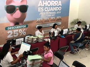Pago de predial en Cancun