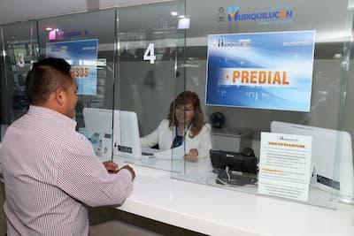 Pago predial en Huixquilucan
